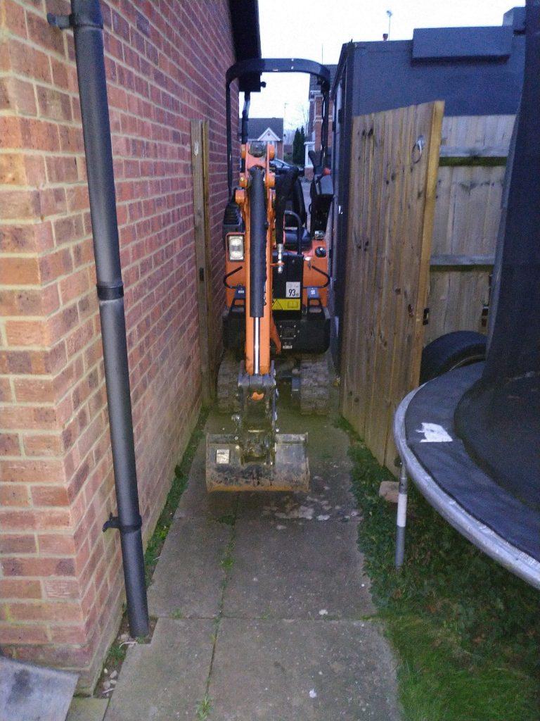 doorway digger